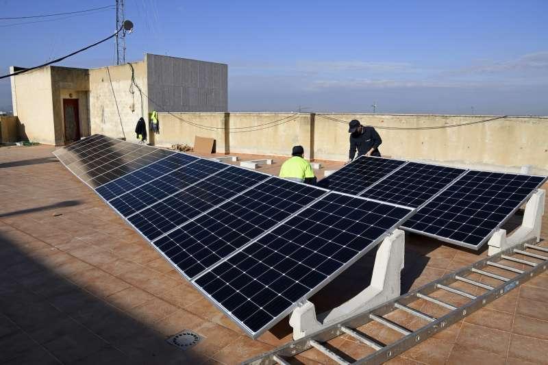 Paiporta promou una innovadora comunitat energètica d