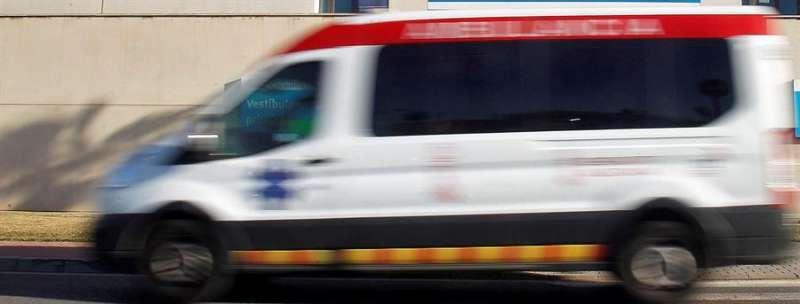 Foto de archivo de una ambulancia./EPDA