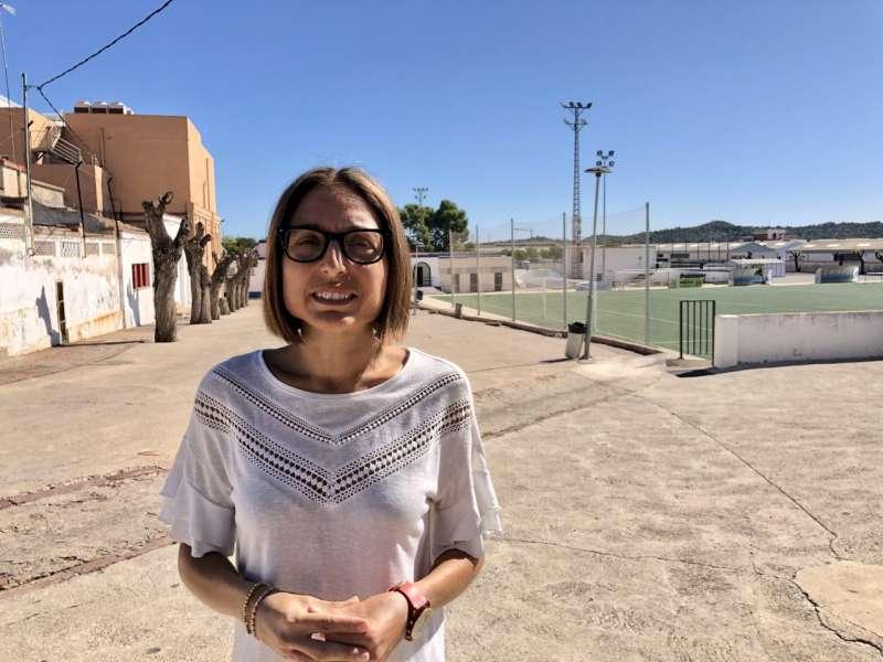 Marga Marco, concejala del PP