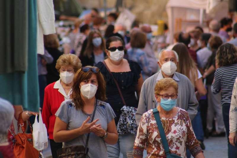 Mascarillas, esenciales para evitar contagios