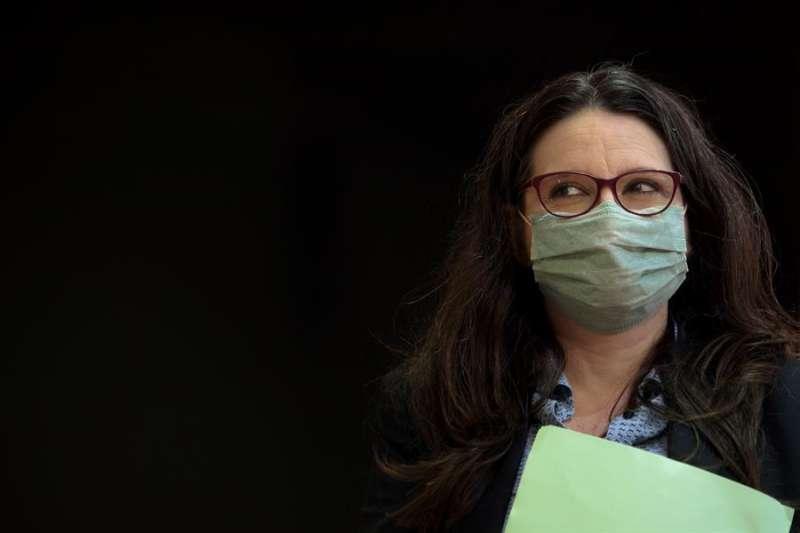 La vicepresidenta del Consell, Mónica Oltra. EFE