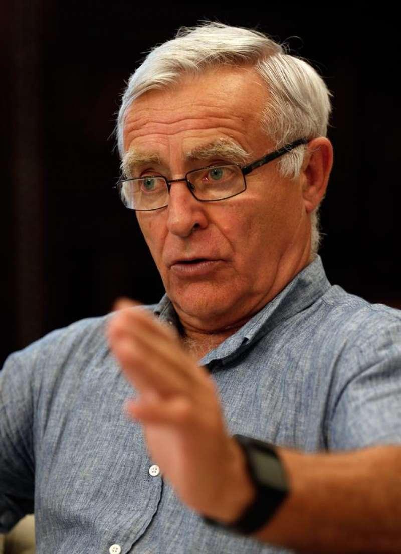 Alcalde de València, Joan Ribó. EFE