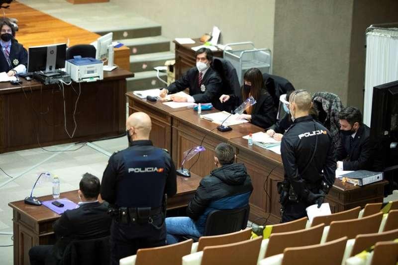 Imagen del juicio/EPDA