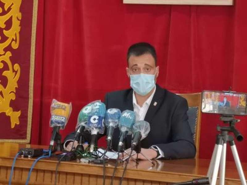 Guillem Alsina alcalde de Vinaròs