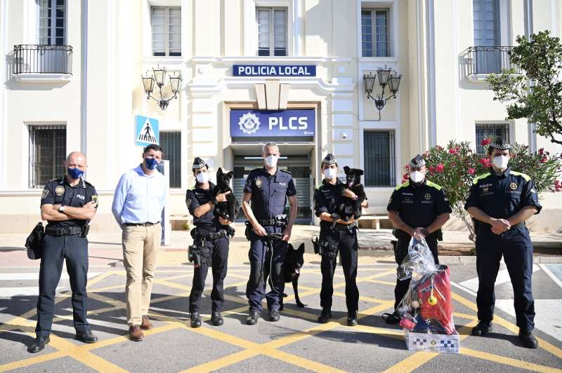 Guardia Urbana/EPDA