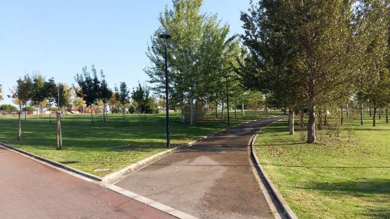 Parc Central de Paterna. EPDA