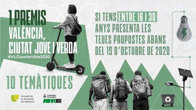 Premis València, ciutat jove i verda 2020