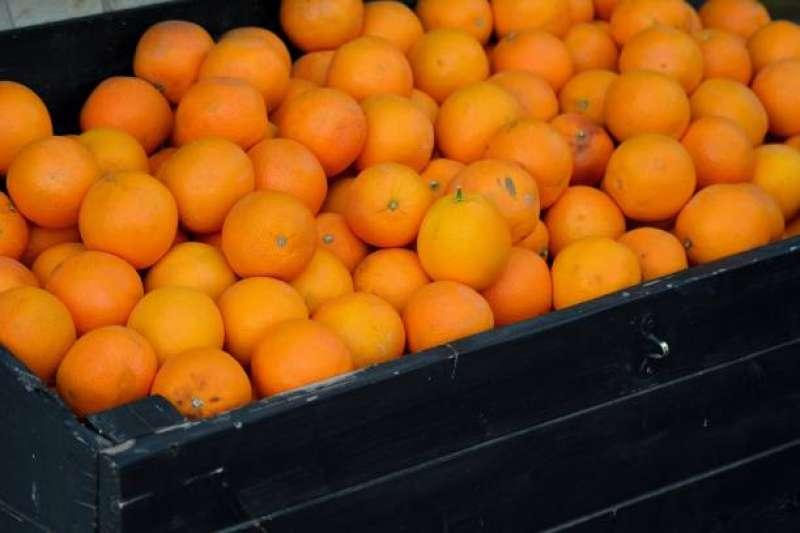 Naranjas valencianas