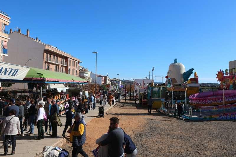 Este año se celebrará la Feria de la Purísima