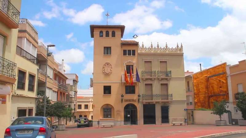 Ajuntament de Simat de la Valldigna. EPDA.