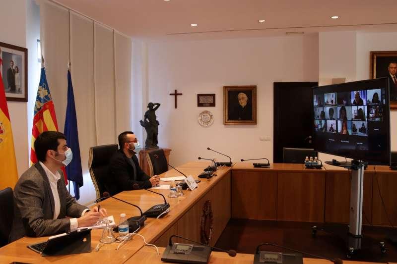 Reunión telemática/EPDA