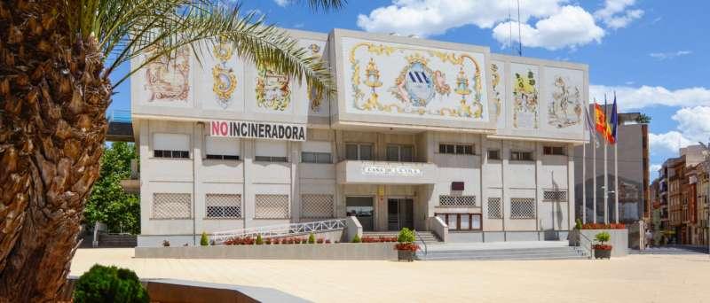 Ayuntamiento de Alcora. EPDA.