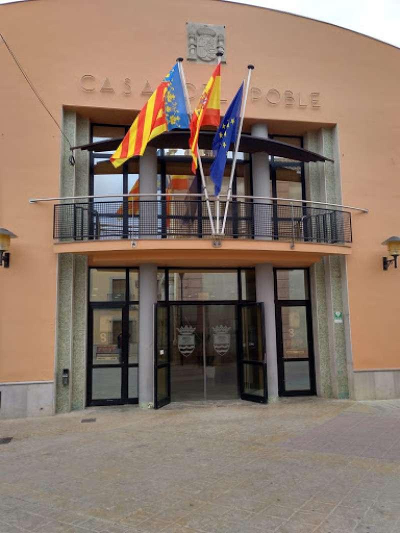 Ayuntamiento de Massalfassar. EPDA