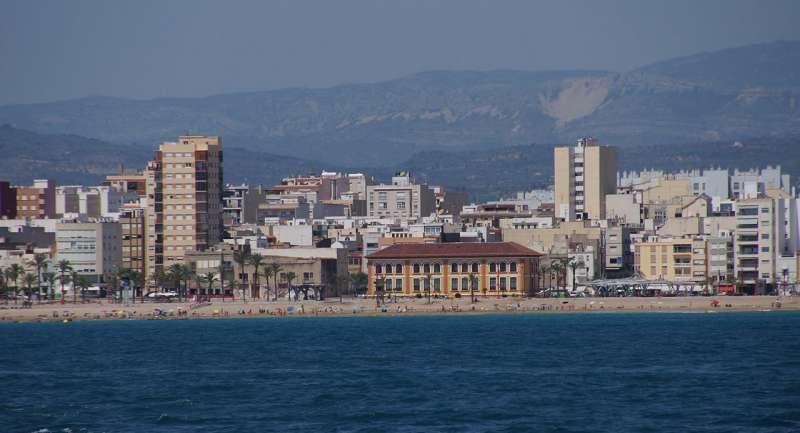Playa del Fortí de Vinarós
