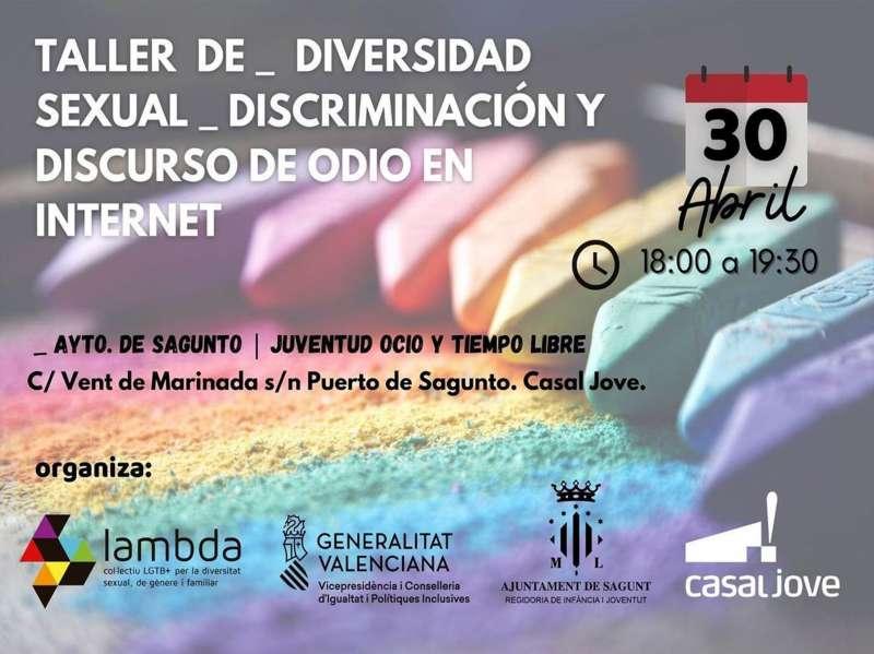 Cartel de Taller de Diversidad / EPDA