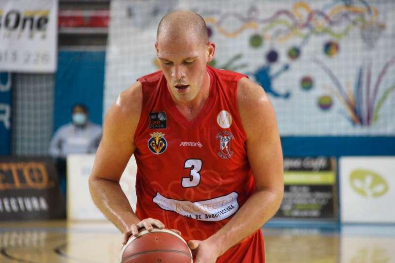 Jugador del CB Benicarló