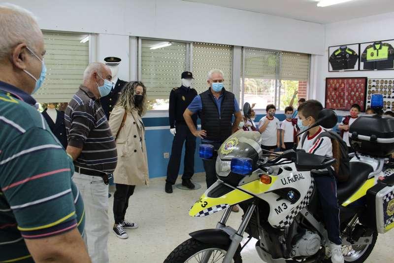 Museo de la Policía Local de Elx. EPDA