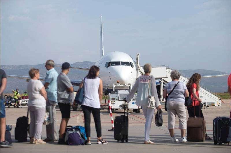 Aeropuerto de Castellón.