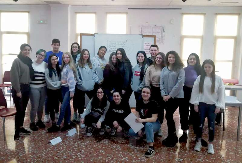 Alumnos que iniciaron el curso