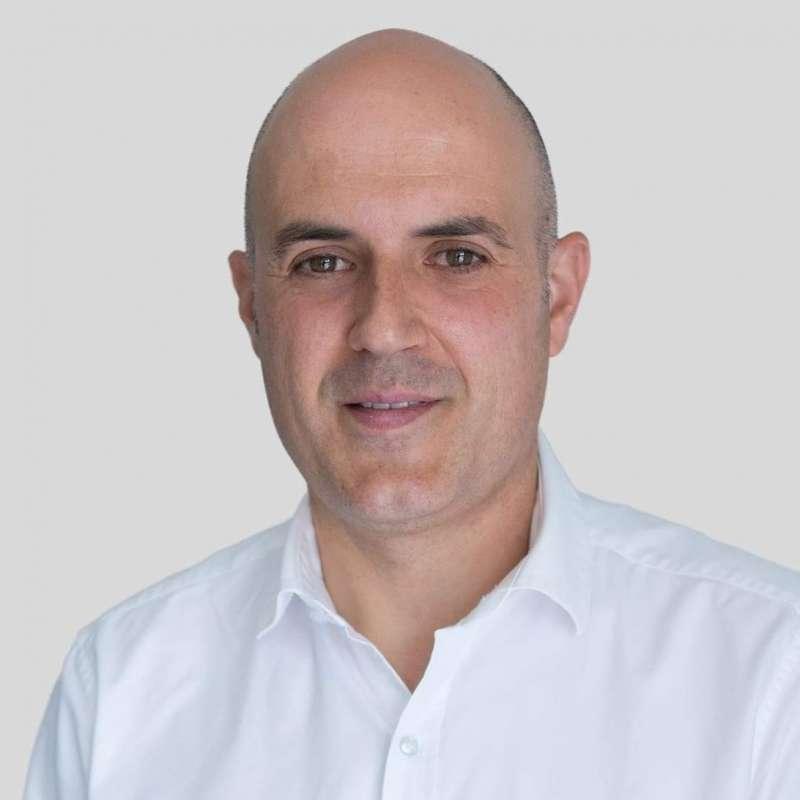 Raúl Claramonte, portavoz de Cs Torrent