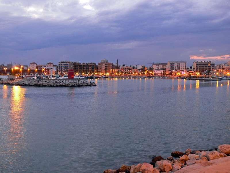 Puerto de Benicarló. EPDA.