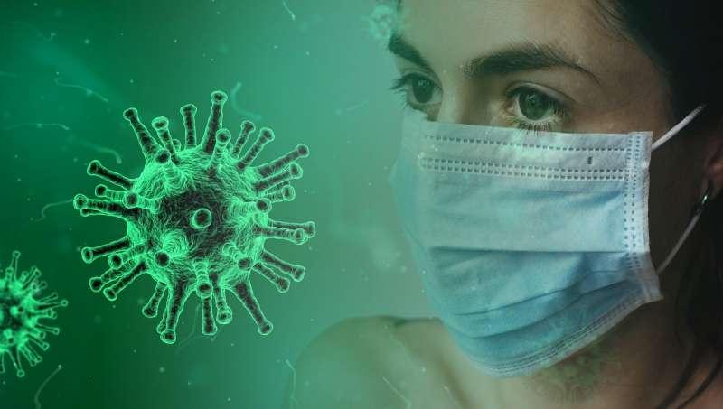 Coronavirus y mascarillas. EPDA