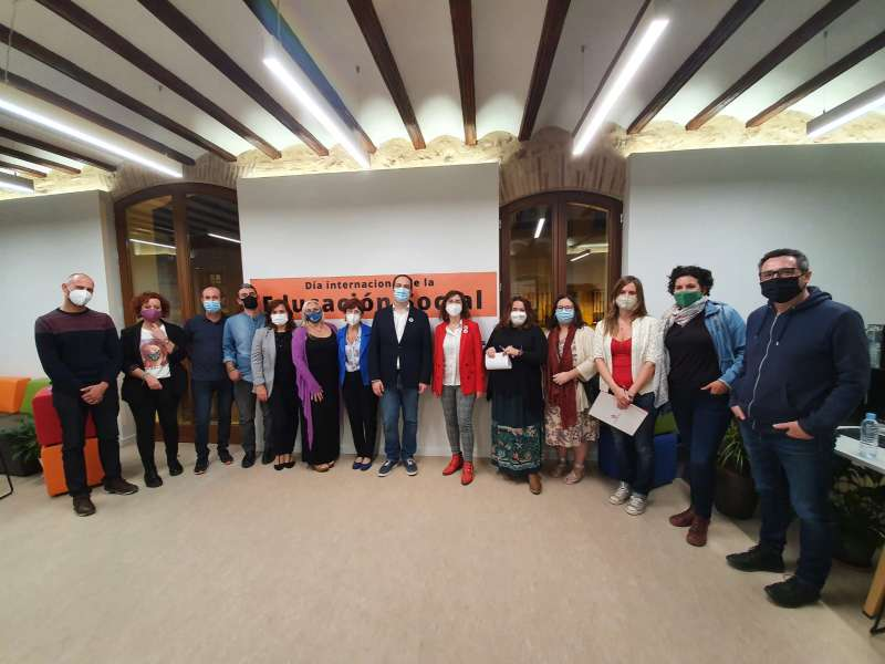 Imatge dels participants