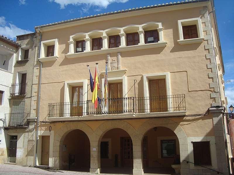 Ayuntamiento de Albocàsser. EPDA