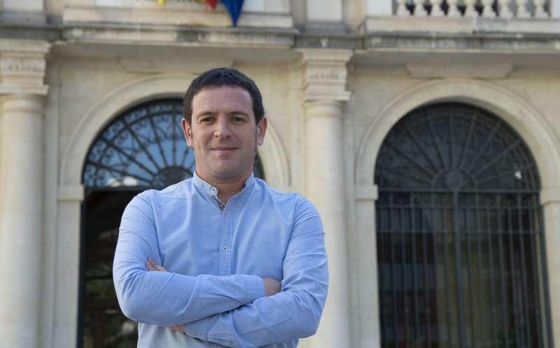 Ignasi García, diputado de Sostenibilidad