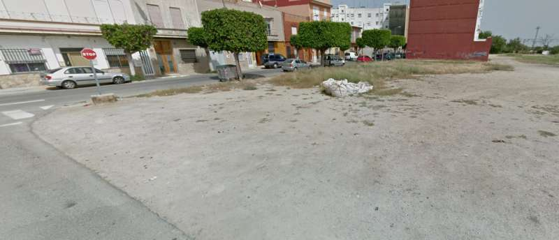 Terreno para el aparcamiento de Massanassa./EPDA