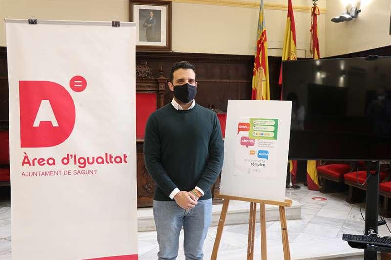 Campaña impulsada por el ayuntamiento de Sagunto / EPDA.