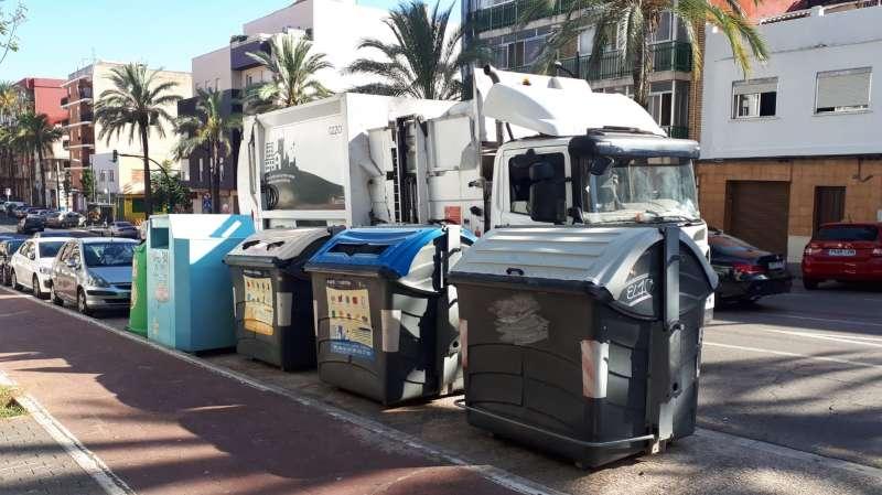 Servicios de limpieza en Paterna. EPDA