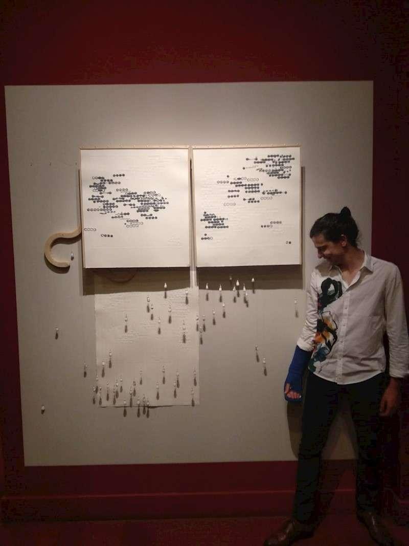 El ganador del premio, Simeón Llicer Ferri. EFE