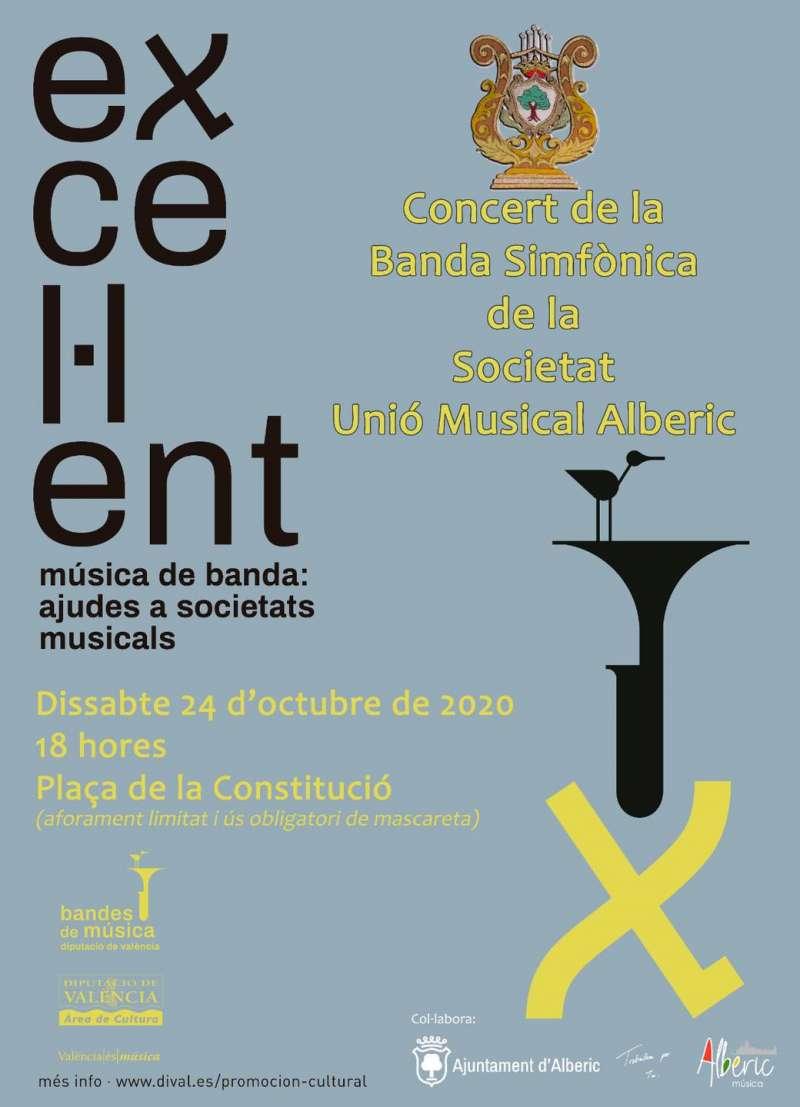 Cartel Ajuntament Alberic
