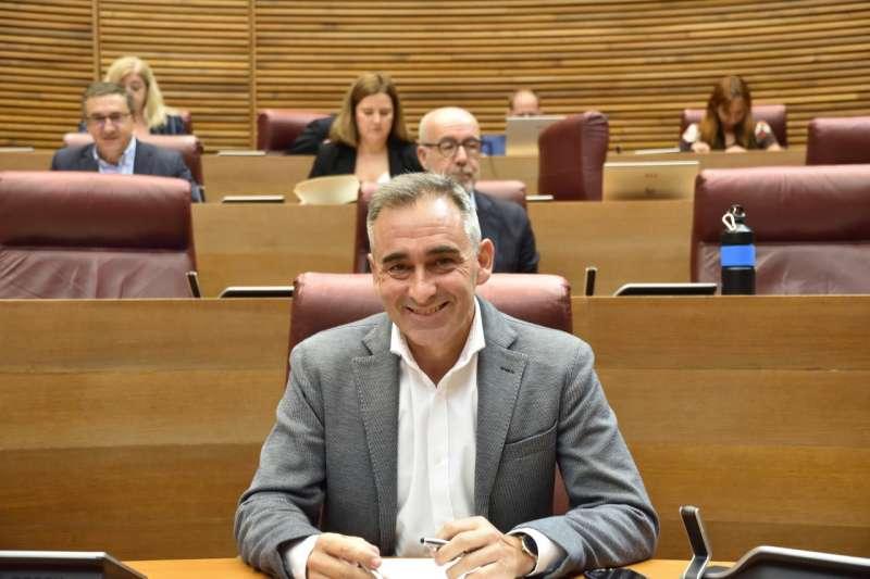 Miguel Barrachina presidente del PPCS