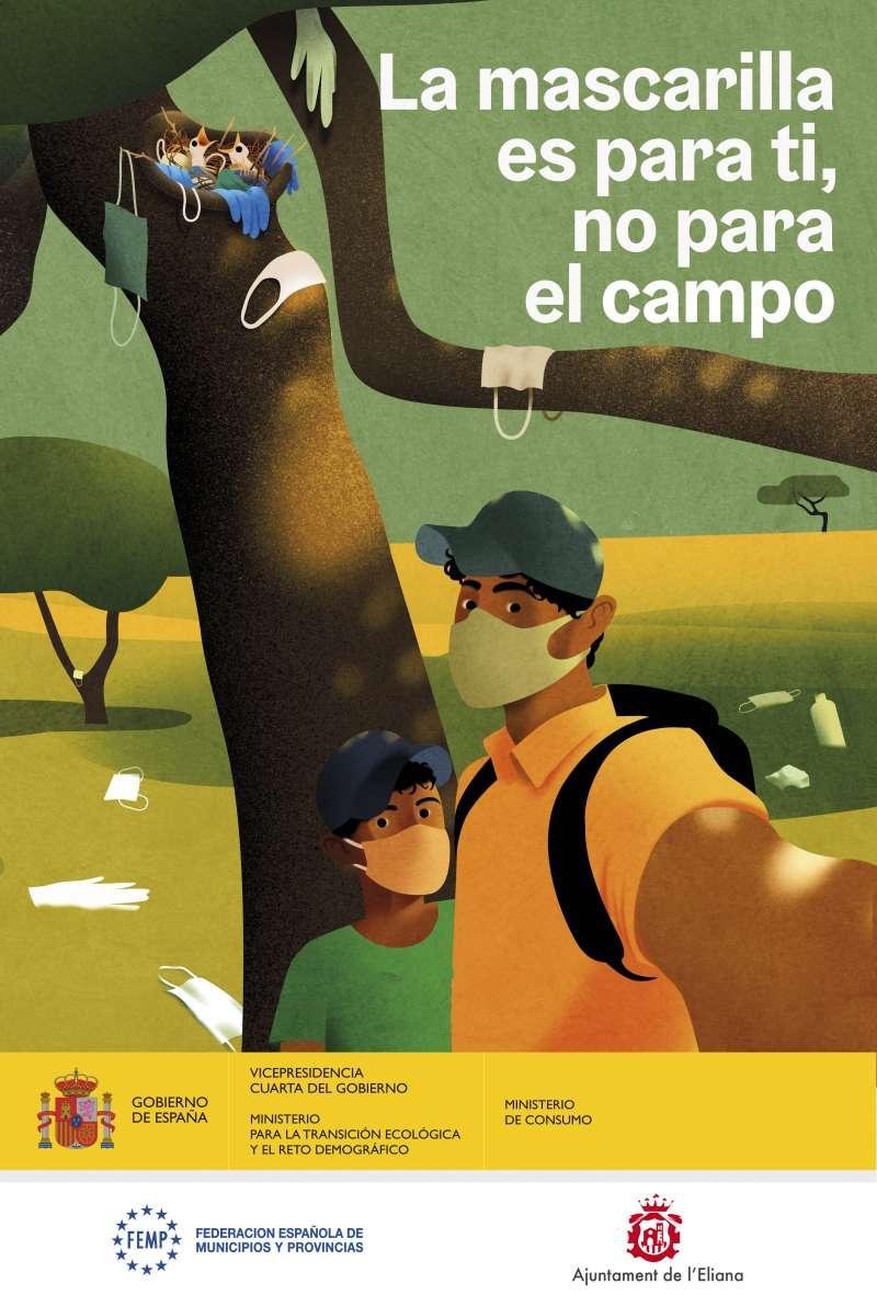 Cartel campaña