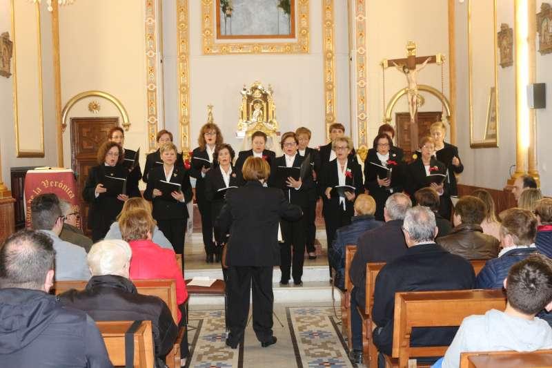 El Coro de la Catedral en la iglesia del Colegio de la Resurrección