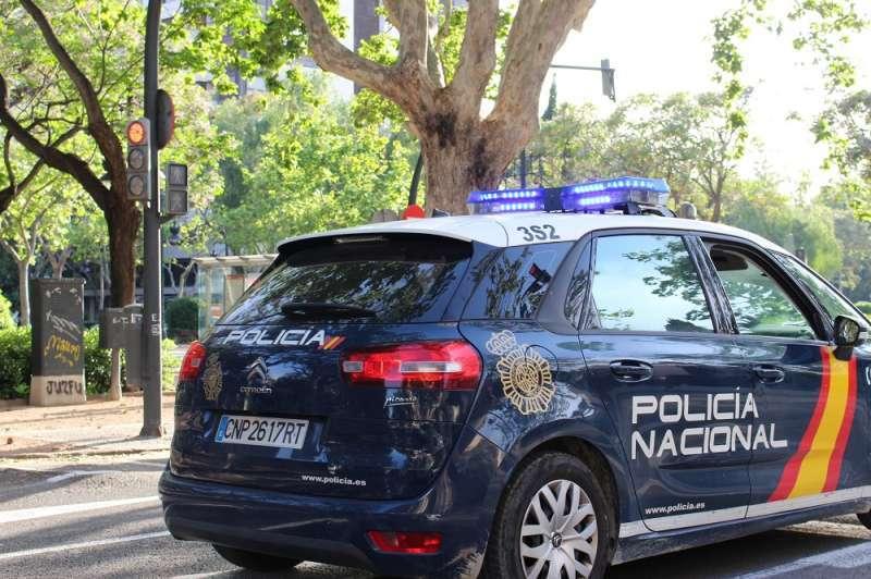 Coche de Policía Nacional. EPDA/Archivo