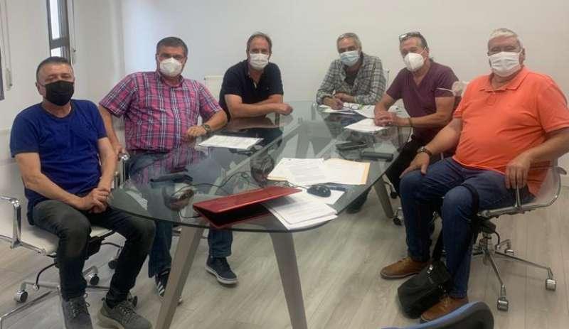 Alcaldes de la Mancomunidad Río Mijares