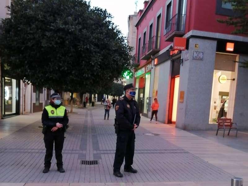 Policia Local de Benicarló