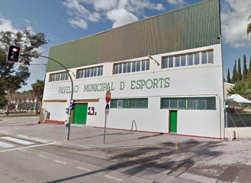 Pabellón Municipal de Deportes de Almenana/EPDA