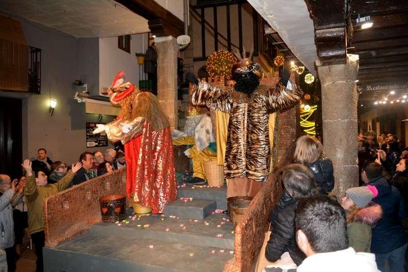 Cabalgata de Reyes Magos / EPDA