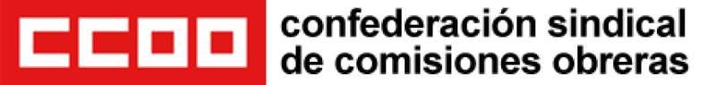 Logo de CCOO.