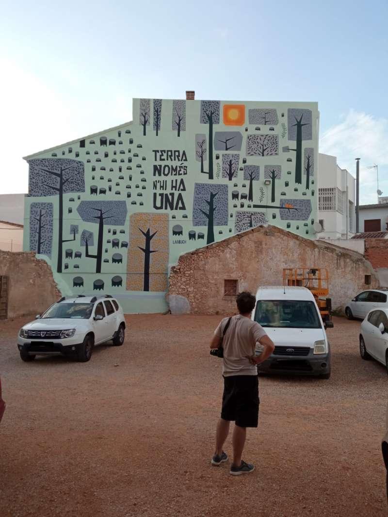 Mural/EPDA