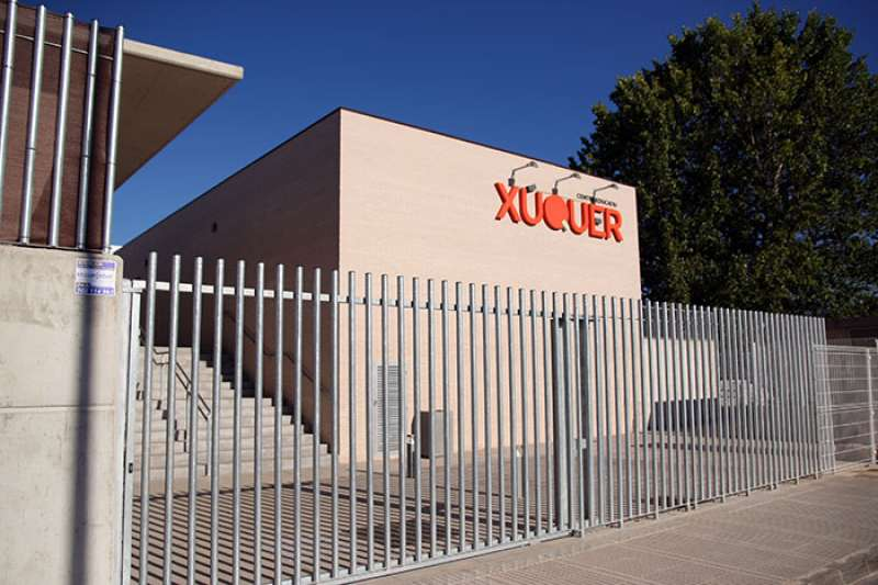 Xúquer Centre Educatiu./EPDA