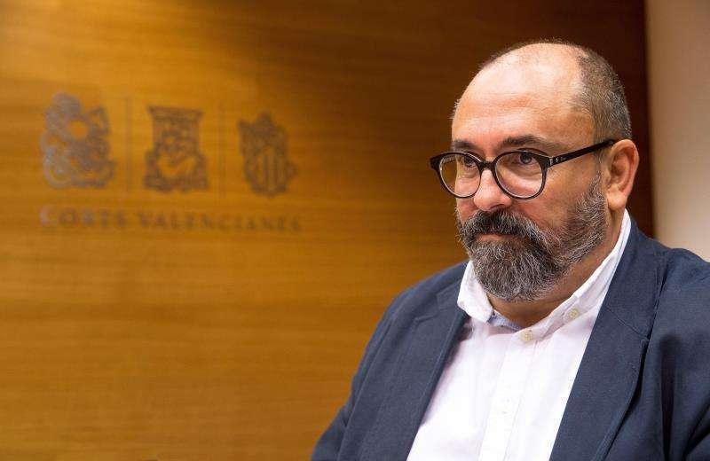 El secretario autonómico de Empleo, Enric Nomdédeu. EFE/Archivo