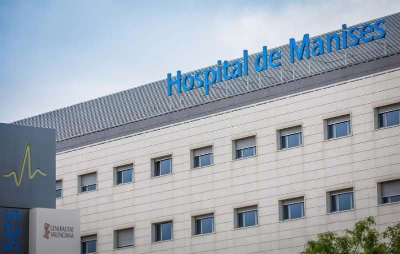 Hospital de Manises.
