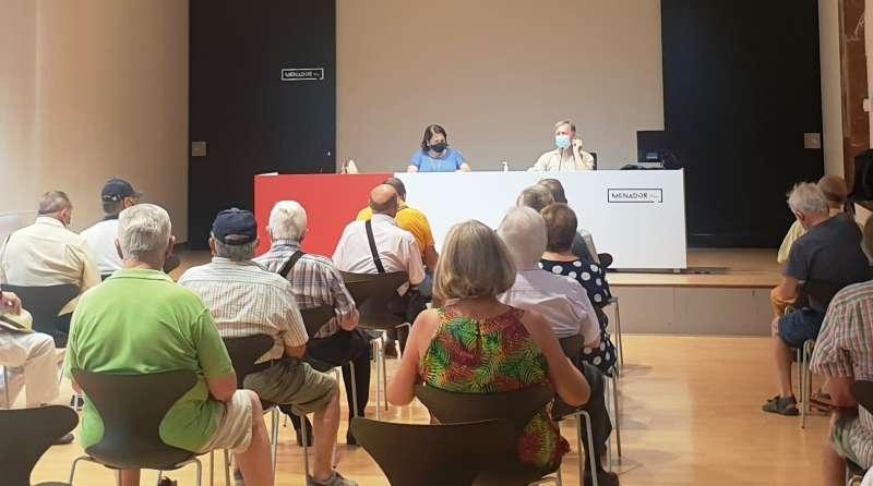 Consell municipal de Persones Majors/EPDA