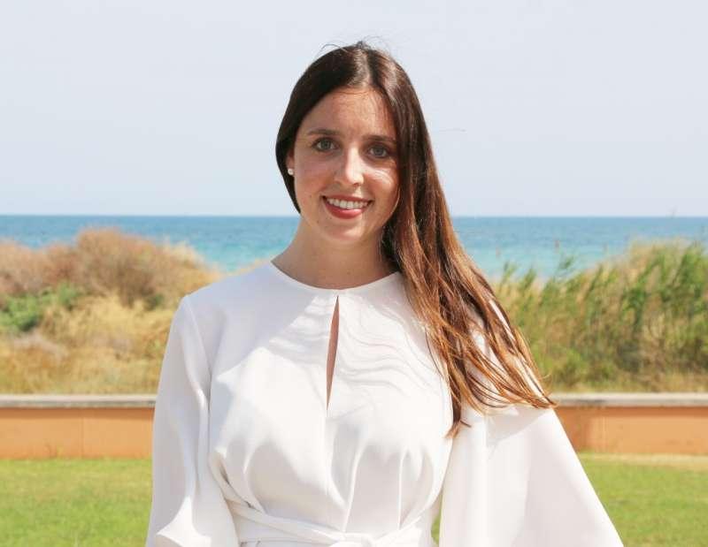 Tania Agut, portavoz del PP en Torreblanca