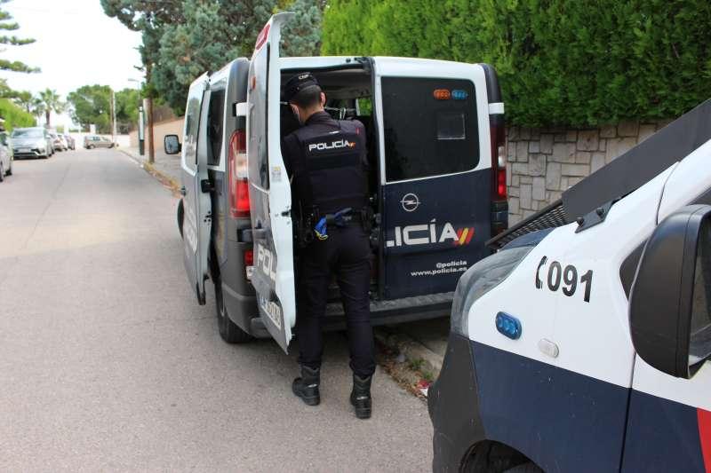Foto archivo Policía Nacional